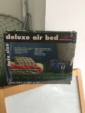 Texaport Deluxe Air Bed Twin Size