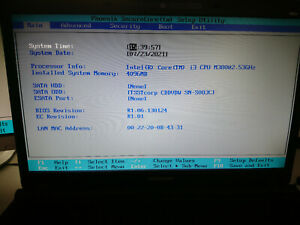 Medion Akoya P8614 Notebook, i3, 18,4 Zoll Display,