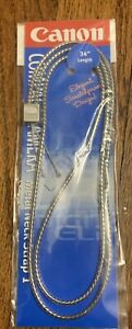 """CANON Compact Camera- Metal Neck Strap - 34"""" Length Sealed"""