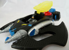 Imaginext Batman Bat mobile vehicle drills & figure