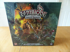 Zombicide Green Horde -  New, Express Postage (Board Games, CMON, Black Plague)