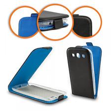 Schutzhülle Flip Case Slim Dual LG G4s/Beat blau-schwarz