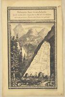 GRÖNDAL Runen MAGIE JAGD Kupferstich um 1780 Schweden Kalligrafie Schrift Zauber