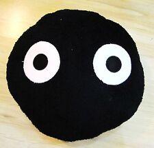 """US Seller Totoro Black Dust 14"""" Pillow  #K-lon275"""