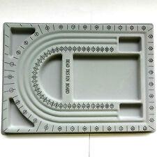 Plastic Flocked Beading Board Design Tray 33x24cm