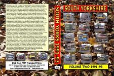 2759. Sth Yorkshire Archive Volume 2. UK. Buses. Covers Sheffield with scenes 19