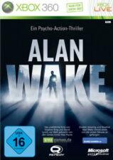XBOX 360 ALAN WAKE *EIN PSYCHO ACTION THRILLER* DEUTSCHE ERSTAUSGABE+EXTRA GAME