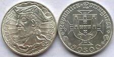 Portugal 1969 Vasco Da-Gama 50 Escudos Silver Coin,UNC