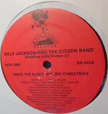 BILLY JACKSON & the Citizen Band Twas the Night Before Christmas ORIG. SEALED 12
