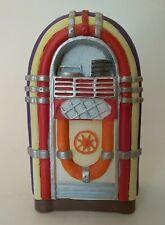 San Francisco Music Box Company, Jukebox Figurine Plays Elvis, Love Me Tender!