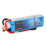 Gensace 2200mAh 3S 11.1V 25C 50C Lipo Battery For Helicopter Airplane Deans Plug