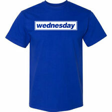 Sheffield Wednesday T-shirt Oasis Style Premium Quality Football Fans Tshirt