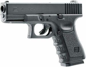 Umarex Glock 19 Gen 3 - CO2 .177 Caliber BB Gun - Semi-Auto Pistol - 410 fps