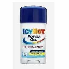 SPECIAL Pack of 5 -ICY HOT POWER GEL 1.75OZ CHATTEM INCORPORATED