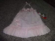 NWT NEW KATE MACK 24M 24 MONTHS PINK FLOWER BOW DRESS
