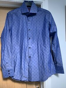 hawes curtis mens shirt Medium Slim Fit