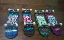 tech deck fingerboard DGK all day lot of 4