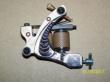 old stock tattoo machine #14 ink needles tubes grips tip power NEVER USED