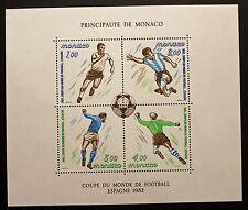 Timbre MONACO Stamp - Yvert et Tellier Bloc n°21 n** (Y4)