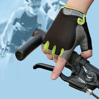 Anti-Slip Unisex Cycle Sports Half Finger Gloves Cycling Bike Racing Glove Set