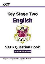 New KS2 English Targeted SATs Question Book - Advanced Level by CGP Books | Pape