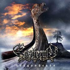 Ensiferum - Dragonheads EP CD - SEALED Jewel Case Viking Folk Metal