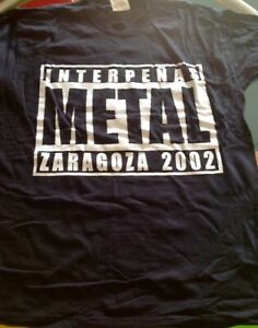 Interpeñas Camiseta #GammaRay #Baronrojo #Doro #Edguy #Obus.