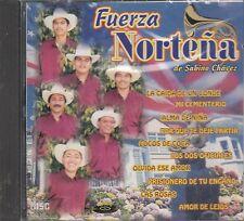 Fuerza Nortena De Sabino Chavez Mi Cementerio CD New Nuevo Sealed