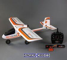 HobbyZone AeroScout S 1.1m RTF Radio Control Airplane HBZ3800 HH