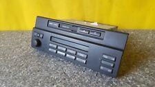 BMW 5 SERIES E39 RADIO CASSETTE TAPE PLAYER 8377005
