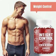 Apple Cider Vinegar Gummies - Weight Loss, Fat Burner, Energy & Immune Boost