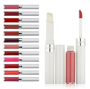 Covergirl Outlast All-Day Lipcolor Lipstick + Top Coat (CHOOSE YOUR COLOR)