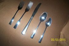 ONEIDA STAINLESS 65 PC. SERVICE FOR 12 FRIENDSHIP