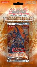 YUGIOH FORCE OF THE BREAKER 1ST EDITION BLISTER BOX BLOWOUT CARDS