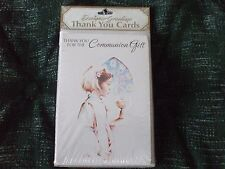 Thank you for the Communion gift 6 cards/envelopes by Designer Greetings