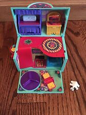 Pound Puppies Playset Play set Hideout House Home included one puppy