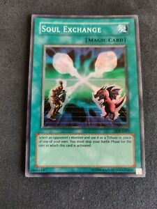 Yu-Gi-Oh - Soul Exchange - SDY-E037 - Near mint