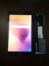 "PERFECT CONDITION Samsung Galaxy Tab E 16GB 8"" SM-T377V Wi-Fi + 4G LTE Verizon"