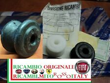CARRUCOLA COFANO ANTERIORE POSTERIORE FIAT 850 SPIDER BONNET PULLEY REAR FRONT