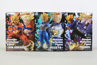 Banpresto Dragon Ball Z Absolute Perfection Figure Gokou Vegeta Trunks Toy 2018