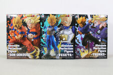 Banpresto Dragon Ball Z Figure Gokou Vegeta Trunks set 15cm prize Japan F/S