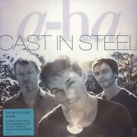 a-ha ‎LP Cast In Steel (includes digital download) - Europe