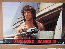 556 Rambo III Sylvester Stallone,  Richard Crenna,  Marc de Jonge,  Kurtwood Smi