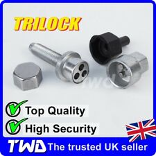 SPARE WHEEL LOCK BOLT FOR VW TRANSPORTER T4 T5 T6 STEEL ALLOY SECURITY NUT -SWL