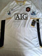 Manchester United Solskjaer away shirt new with tags