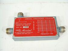 Narda Coaxial Directional Coupler - Model 3003-10, 2 - 4Ghz, 10dB Guaranteed #2