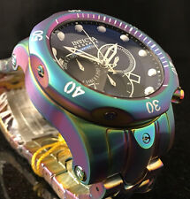 @NEW Invicta Reserve 52mm Subaqua Venom Chronograph Iridescent Bracelet 19764