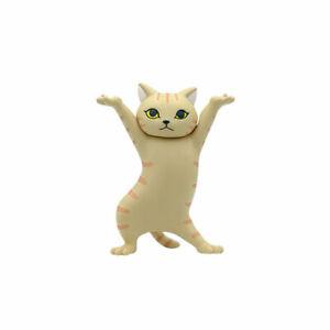 Cat Pen Holder in Tan - Ginger - 1 Piece - NEW