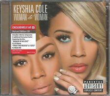 KEYSHIA COLE Woman to Woman TARGET Version 3 BONUS w/ 2 ADDITIONAL SEALED CD