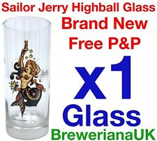 Single Sailor Jerry 32cl Glass Brand New 100% Genuine Official